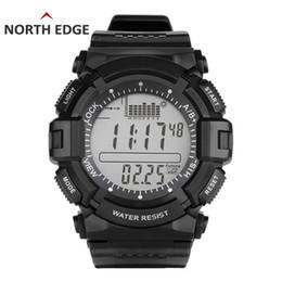 e92538d8e09 relógios de mergulho Desconto Digital-relógio Homens relógios relógio  digital ao ar livre pesca altímetro