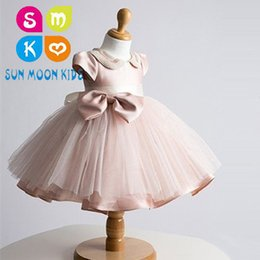 cdcb76b2d 2018 Perfect For First Birthday Party Wear For Baby Girls