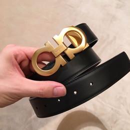 2019 herren echter echter ledergürtel 2018 beste Qualität der ersten Klasse  echtes echtes Leder Mens Designer a7b0620683