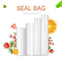Wholesale Bags For Tripods - Tripod Fresh-keeping Vacuum Seal Bag Roll for Food Storage Food Storage Bags Packaging Film Keep Fresh Up Four Sizes Fresh Keep +NB