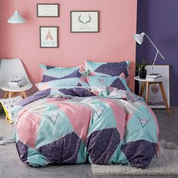 Wholesale Sweet Machines - Fashion Design Sweet Pattern Twin Full Queen King Size Bedding Set  Duvet Cover Set for Kids and Adults