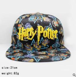 Canada Casquette de baseball hommes et femmes de haute qualité Harry Potter Gryffondor Quatre Academy logo hip hop chapeau décontracté sauvage Casquette de baseball écran solaire réglable Offre