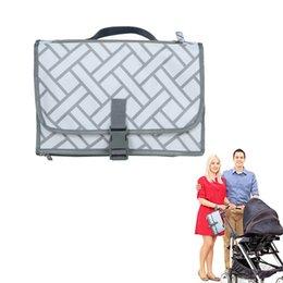 Canada Portable bébé couche à langer tapis de couverture tapis sac matelas lavable imperméable feuilles de voyage 88 775 S7JN Offre