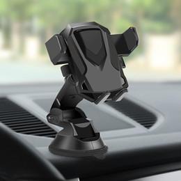 Argentina Nuevo soporte del tablero de instrumentos del parabrisas del coche para GPS PDA teléfono móvil Universal Car Auto Interior Accesorios Brasket cheap dashboard accessories Suministro