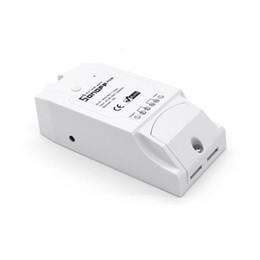 Canada Contrôleur de Commutateur Sonov Pow Smart Wifi d'origine avec mesure de la consommation d'énergie en temps réel 16A / 3500w Smart Home Device via Android IOS Offre