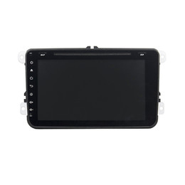 Wholesale Volkswagen Caddy - Full touch Octa core 8inch Andriod 6.0 Car DVD player for Volkswagen Magotan Caddy with GPS,Steering Wheel Control,Bluetooth,Radio