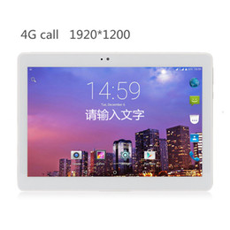 Wholesale Internet Bluetooth - 10.1 Inch 4G Dual Card Call Tablet PC Eight Core Memory 4GB Hard Drive 64GB Bluetooth WIFI Unlimited Internet access