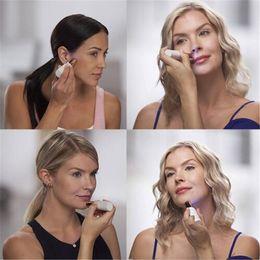 Wholesale Neck Trimmer - Lipstick Remover Mini Portable Lipstick Shape Facial Face Hair Removal Epilator Painless Depilator Razor Remover Trimmer Neck Ear