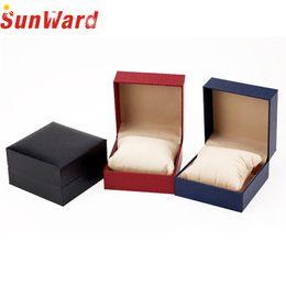 Wholesale Hard Case For Sale - Hot sale Fabulous Durable Present Gift Hard Case For Bracelet Bangle Jewelry Watch Box Wholesale Dec02
