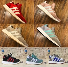 Wholesale Prints Online - 2017 Original Iniki Runner Boost Iniki Retro Mens Running Shoes OG London Iniki Sneakers high quality sports shoes US 5-11 Hot sale online