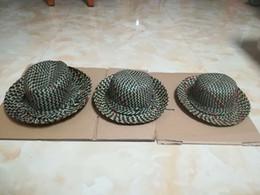 Делать соломинку онлайн-Чистая натуральная солома ручной работы соломенная шляпа ручной работы 3 стиля