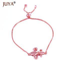 Fleur lis chain онлайн-Simple Design Popular Shining Zirconia Rhinestone Fleur de lis Pendant Chain Bracelets For Women Bijoux bracelet femme Jewelry
