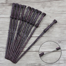 Palo de truco de magia online-Potter Metal / Core Magic Wand Cosplay Magic Trick Lord Kids Stick Toys Cosplay Regalo de Navidad