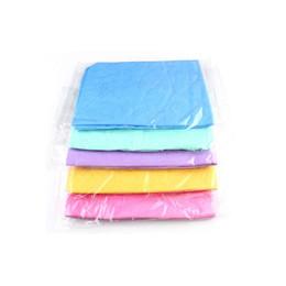 Sacos de OPP médio, toalhas de pele de veado, super absorvente, produtos de manutenção do carro do animal de estimação, toalha de microfibra toalha de cabelo seco. cheap microfiber pet towels de Fornecedores de toalhas de microfibra pet