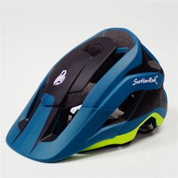 Wholesale Bike Helmets For Women - New Bicycle Helments for Men Women Cool EPS Adult Mountain Road Bike Helmet Protective Cycling Riding Helmets