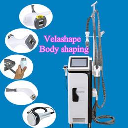 Wholesale rolling massage - System Roller Velashape Machine Perfect slimming system roller velashape machine for sale roll shaper massage velashape