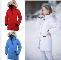 2019 женские белые лыжные куртки Женский открытый утолщение пуховик гусиное водонепроницаемый теплый пуховик с капюшоном