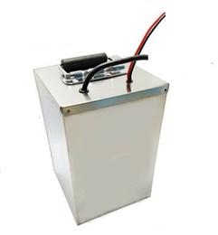 Bateria elétrica scooter 12v on-line-ISO fabricante 12V 40AH LiFePO4 bateria de substituição de lítio com bms carregador para UPS armazenamento de golfe carro scooter elétrico da motocicleta veículo
