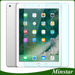 Wholesale Cheap Ipad Wholesale - For iPad Mini 5 Mini 4 3 2 1 7.9 inch Good Quality Cheap Tough Hard Transparent Tempered Glass Screen Protector Thin Film with Paper Package