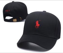 Sıcak Yeni moda polo golf şapkaları Marka Yüzlerce Kayış Geri kap erkek kadın kemik snapback şapka Ayarlanabilir casquette paneli golf spor beyzbol şapkası nereden sahte pedler tedarikçiler