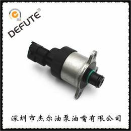 Wholesale pressure solenoid - DEFUTE 0928400487 High Pressure Pump Regulator Metering Control Solenoid SCV Valve Unit For 1.9 2.2 2.5 DTI