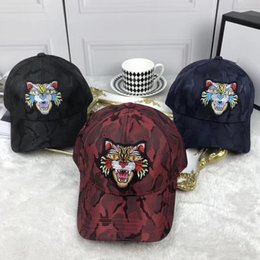 Wholesale New Hat Boxes - with box 2018 ball Hats Frog Sipping Drinking Tea Baseball Dad Visor Cap Emoji New Popular polos caps hats for men and women