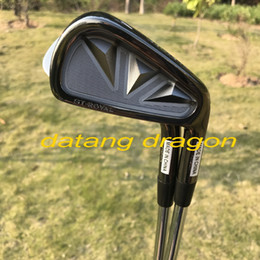 Wholesale Royal Irons - original golf irons authentic GRAND PRIX GT-ROYAL Forged irons with project X6.0 steel shaft real golf clubs