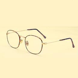 efd2e3426dd81 2019 cadres pour lunettes de femme Dokly Elegant Women Lunettes de vue rondes  Vintage Femme Lunettes