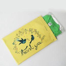 "Wholesale Express Clothing - ""Thank You"" Express Bag Mailer Mailing Bag Envelope Self Adhesive Seal Plastic Bags Clothing Packaging ZA6600"