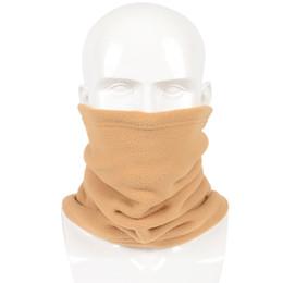 6 Colori Donna Uomo 3 in1 Winter Warm Sports Tessuto termico in pile polare  Sciarpe Scaldacollo Maschera Beanie Cappelli Cappellini Unisex 2f754a04a1f3