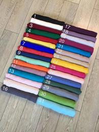 Deutschland Neues Mädchen Frauen feste Chiffon Silk großen Schal Schal Schal Wrap Geschenk Zubehör 200 * 150cm # 4076 supplier large silk chiffon scarves Versorgung