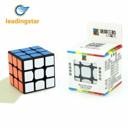 Wholesale Mini Brain - LeadingStar Mini 3 Order Speedcube Brain Teaser Twist Puzzle Toy Magic Cube for for Beginner to Experienced Cubers zk25