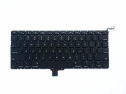 """Teclado para a1278 online-HoTecHon NUEVO A1278 Teclado estadounidense para MacBook Pro 13 """"2009 2010 2011 2012"""