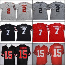 ohio state buckeyes black jersey Promo Codes - NCAA Ohio State Buckeyes OSU  College Football jerseys 47f92489b