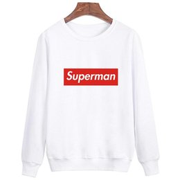 Wholesale Cool Sweaters - Fashion Super Printed Breathable Shirts Men Streetwear Autumn Winter Long Sleeve Sweatshirts Casual Funny Cool Cotton Hoodie sweater SWY19