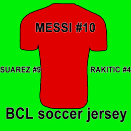 2018 2019 FC barcelona soccer jersey football shirt Camisola de futebol  Messi COUTINHO para homem Adulto para criança kit INIESTA O.DEMBELE 18 19  Camiseta ... 4da7e31a2f9e3