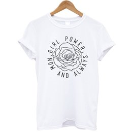 10c4abeac Fashion T-shirt Women 2018 Summer Camisa Feminina Cotton Female T Shirts  Print Rose Tops Feminine Casual Lady Tees Plus Size on sale