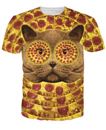 2020 tee shirt design graphique En gros Haute Qualité Nouvel Été Unisexe 2018 Nouveau Wellcoda Angry Cat Evil Eye T-shirt Pour Hommes, Kitty Graphic Design Imprimé Tee Ypf130 promotion tee shirt design graphique