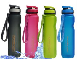 Wholesale Tea Shaker - 1000 Ml Portable Sport Bottle Of Water Sport Bottle Bpa Free Water Bottles Tea Infuser Space Bicycle Cycling Shaker