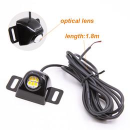 12v lâmpadas pretas Desconto Preto Auto Retroiluminação Reversa luzes com Canbus À Prova D 'Água Universal Automóveis LEVOU Auxiliar de backup da lâmpada do carro luzes LED Lâmpada