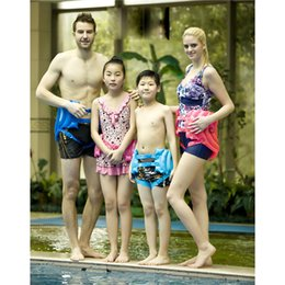 Wholesale Life Float Ring - Kids Adults Inflatable Swim Vest Swimming Circle Ring Float Swim Arm Rings Life Vest for Learner