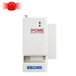 ESCAM AS001 Smart Capteur de Porte Système D'alarme de Sécurité ? partir de fabricateur
