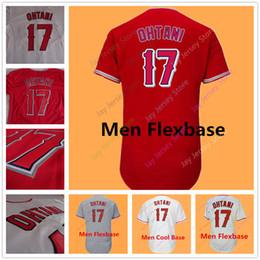 Wholesale M Homes - Shohei Ohtani Los Angeles Jersey Men Women Youth Cool Base Flexbase Home Away White Red Grey