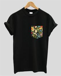Fashion Unique Classic Cotton Damen Kurzarm Geschenk O-Neck Floral Bunte Hawaiian Shirts von Fabrikanten