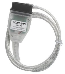 Wholesale vci tis techstream - MINI VCI FOR TOYOTA TIS Techstream V10.10.018 Toyota Diagnostic Test Line Latest Version ePackage