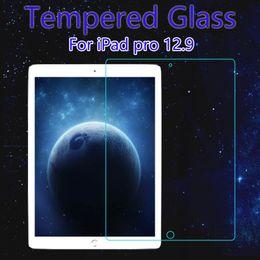 Para iPad Pro 12.9 Protector de pantalla Protector de pantalla de vidrio templado Protector de pantalla Vidrio desde fabricantes