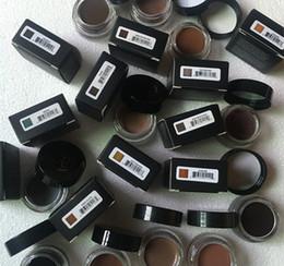 2019 crème caramel En stock ! Nouveau maquillage Enhancers sourcils Pommade 11 couleurs Sourcils Imperméable 4g CENDRE BRUN BLONDE CARAMEL DARK EBONY AUBURN expédition epacket