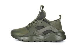 zapatillas nike mujer verdes militar