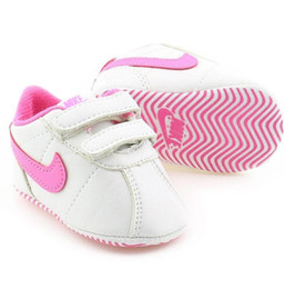 Baby Girls Boy Shoes Sneakers Autumn Solid Unisex Crib Shoes Infant PU Leather Footwear Toddler Moccasins Baby Girl First Walker Shoes