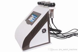 Canada Vente chaude nouvelle 5in1 Ultrasons Cavitation RF vide Bipolaire Tripolaire Minceur Radio Fréquence Peeling Levage Serrage machine de beauté Offre